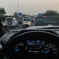 Photo taken at اشارة القلقصه by ADEL Alsultan on 5/30/2018