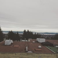 Photo taken at Vancouver Island University by Rob L. on 1/25/2016