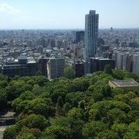 Photo taken at Hyatt Regency Tokyo by Taka O. on 4/28/2013