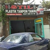 Photo taken at Stil Tampon by Ahmet B. on 5/13/2016