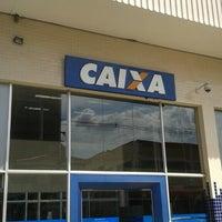 Photo taken at Caixa Econômica Federal by Rubens M. on 3/19/2014