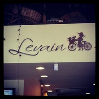 Photo taken at Levain Boulangerie & Pâtisserie by Lyn L. on 5/5/2013