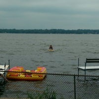 Photo taken at Pistakee Lake by Kerry P. on 7/6/2014