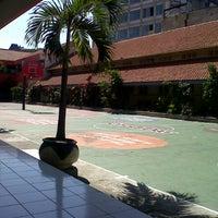 Photo taken at SMA GIKI 2 Surabaya by Tisulaw ☆. on 9/11/2013
