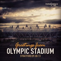 Photo taken at London Stadium by Enrico V. on 8/12/2013