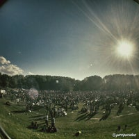 Photo taken at Parque Ribera Sur by Sergio G. on 5/10/2013