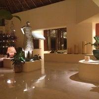 Photo taken at Four Seasons Resort Punta Mita by Gina G. on 4/15/2013