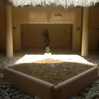 Photo taken at Spa at Four Seasons Resort Punta Mita by Gina G. on 4/15/2013