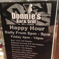 Photo taken at Donnie's Bar & Grill by don c. on 12/11/2014