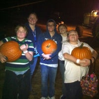 Photo taken at Alstede Farm by William G. on 10/21/2012