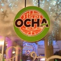 Photo taken at Ocha Tea Café by Natalie B. on 12/27/2014