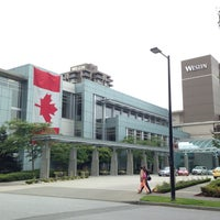 Photo taken at The Westin Bayshore, Vancouver by Aqua J. on 6/28/2013