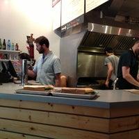 Photo taken at Hubbub Sandwiches by Aqua J. on 5/10/2013