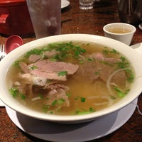 Photo taken at Pho Kim Long II by Derrick G. on 12/30/2012