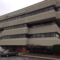 Photo taken at First National Bank by David H. on 1/16/2014