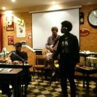 Photo taken at Café 't Leeuwke by Steven B. on 9/13/2015