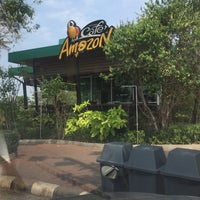 Photo taken at Cafe Amazon | PTT หนองหาน by I-cake N. on 2/26/2017