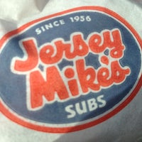 Photo taken at Jersey Mike's Subs by Debbie C. on 12/11/2012