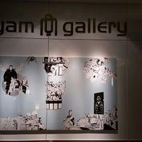 Photo taken at Ayyam Gallery by Hiba E. on 3/3/2015