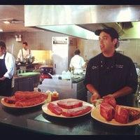 Photo taken at Restaurant Ox by Ignacio L. on 12/4/2012