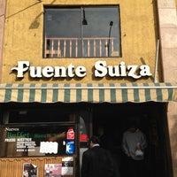 Photo taken at Fuente Suiza by Ignacio L. on 6/17/2013