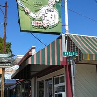 Photo taken at Eel River Cafe by Jeremy F. on 4/28/2014