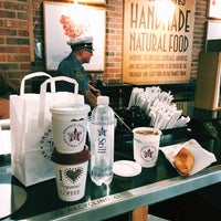 Photo taken at Pret A Manger by Sarah A. on 7/11/2017