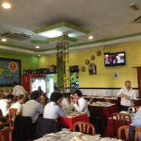 Photo taken at Restaurante Típico Ilha da Madeira by Eloi G. on 10/3/2012