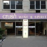 Photo taken at Crush Wine & Spirits by Eloi G. on 11/20/2012