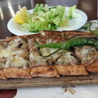Photo taken at Barış Pide & Pizza Evi by Canan Ö. on 5/7/2015