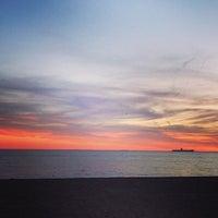 Photo taken at Playa El Candado by Marivi R. on 11/10/2013