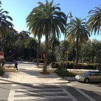 Photo taken at Málaga City Hall by Marivi R. on 3/28/2013