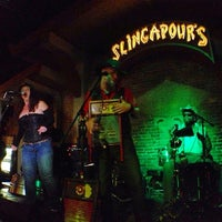 Photo taken at Slingapour's by @jenvargas . on 2/18/2013