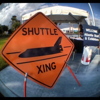 Photo taken at Kennedy Space Center Visitor Complex by @jenvargas . on 11/1/2012