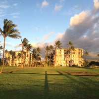 Photo taken at Kauhale Makai (Village by the Sea) by Kevin C. on 11/26/2015