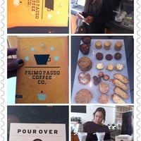 Снимок сделан в Primo Passo Coffee Co. пользователем Eve L. 11/27/2012