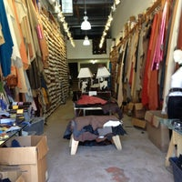 Photo taken at X TRIMS & LEATHERS by Eve L. on 7/23/2013