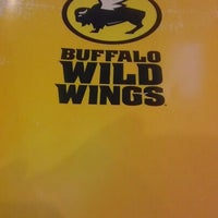 Photo taken at Buffalo Wild Wings by Ari S. on 3/14/2013