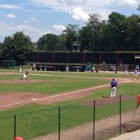 Das Foto wurde bei Baseballpark Langenhorst von Tim S. am 7/6/2014 aufgenommen