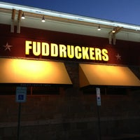 Photo taken at Fuddruckers by Dennis P. on 12/18/2012