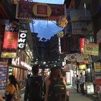 Photo taken at Kathmandu by Alisha A. on 6/18/2017