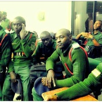 Photo taken at Nigerian Defence Academy (NDA), New Site by Ebi A. on 2/26/2015