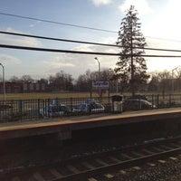 Photo taken at LIRR - Sayville Station by Steven B. on 3/10/2013