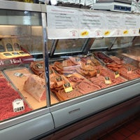 Photo taken at Esposito's Pork Shop by Steven B. on 3/16/2013