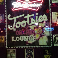 Photo taken at Tootsie's World Famous Orchid Lounge by Lis M. on 5/12/2013