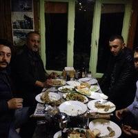 Photo taken at Balıkçı Horuz dayının yeri by Ümmet Ş. on 1/9/2016