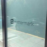 Photo taken at Mattermark HQ by Thom B. on 6/30/2015