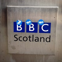 Photo taken at BBC Scotland by José M. on 8/16/2014