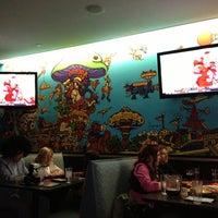 10/28/2012 tarihinde Arturo C.ziyaretçi tarafından Mellow Mushroom'de çekilen fotoğraf