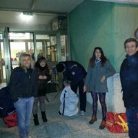 Photo taken at Colombaro by Fabrizio R. on 12/13/2012